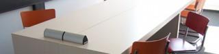 Büroflächen Arbeitsbereiche