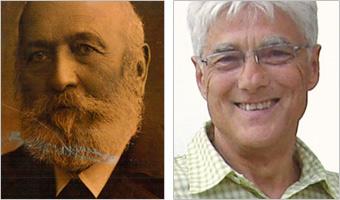 portraits Rudolf und Wilfried Oschwald