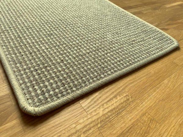 Natur-Teppich braun-beige Öko-Teppich