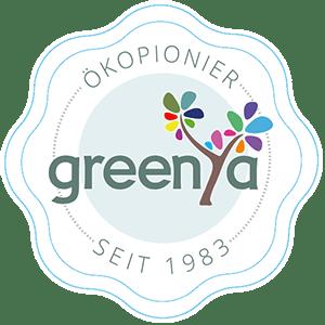Greeny Ökopionier seit 1983.