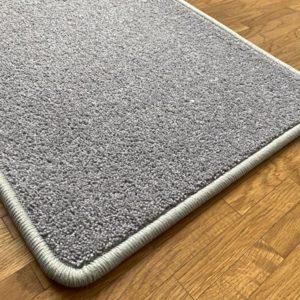 Wolet Teppichboden Natur, hier in der Farbe blau-grau.