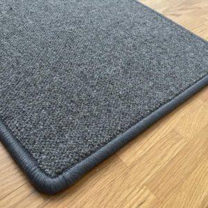 Antares Natur-Teppich Farbe dunkelgrau