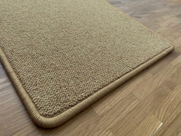 Antares Natur-Teppich Farbe hellbraun