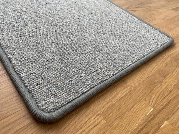 Antares Natur-Teppich Farbe hellgrau