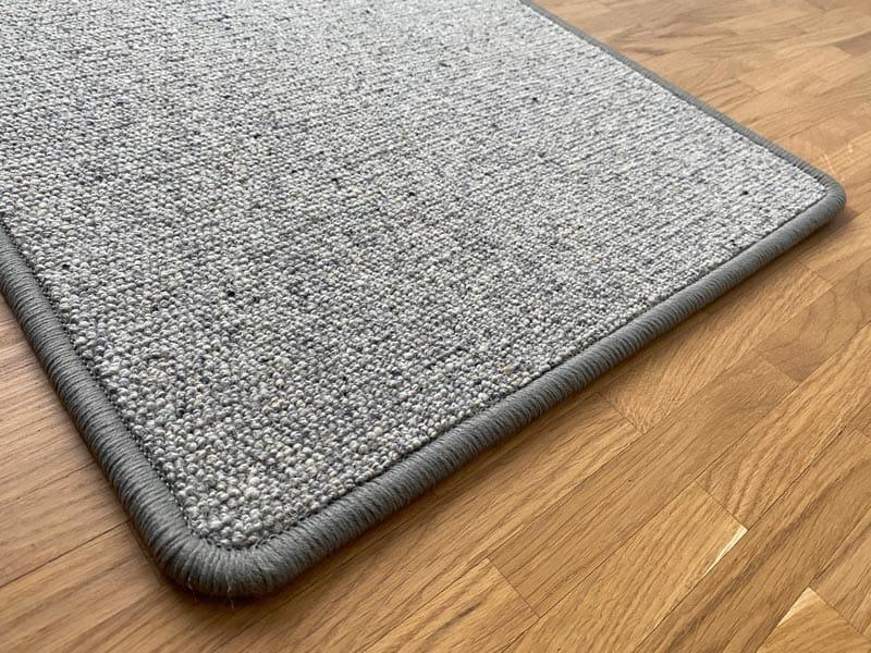 Antares Teppich Farbe Hellgrau