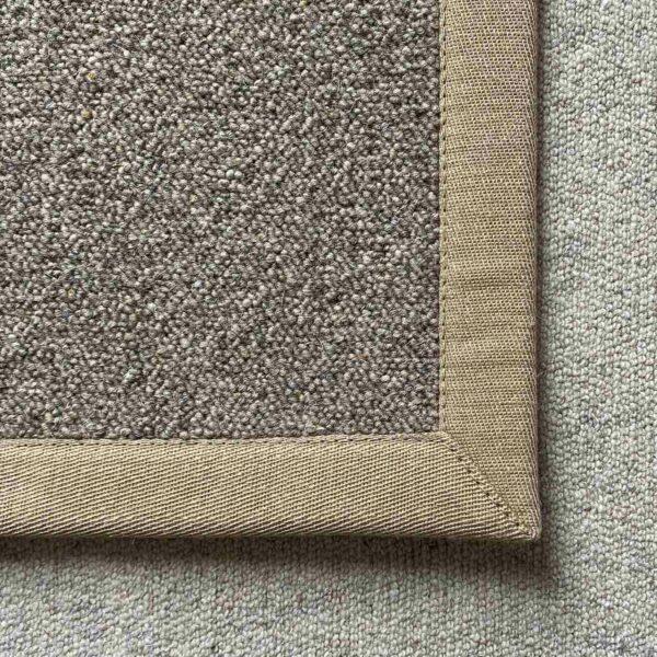 Natur-Teppich Era grau-braun